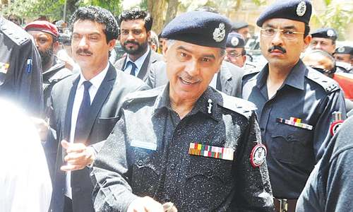 Police chief indictment deferred in SHC siege case