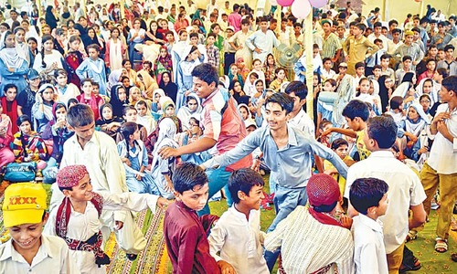 Educational mela held for children