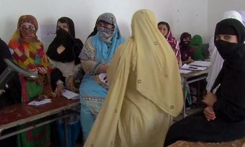 Polling concludes for crucial LG polls in Khyber Pakhtunkhwa