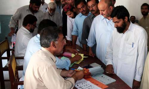 Six people killed in clashes during Khyber Pakhtunkhwa LG polls
