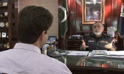 FIR filed against Mian Iftikhar to protect him: KP IG police