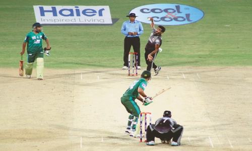 Young leggie Usama ready to make his mark in Pakistan cricket