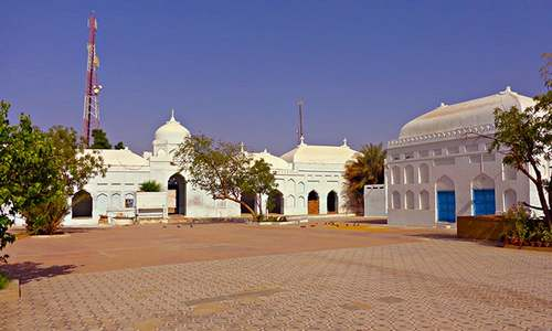Jhulay Lal's cradle of tolerance