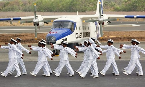 Search on for missing India coast guard plane