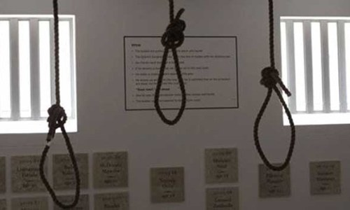 EU demands reinstatement of death penalty moratorium in Pakistan