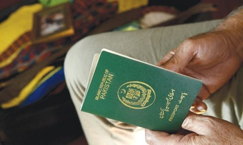 Another passport crisis in the making?