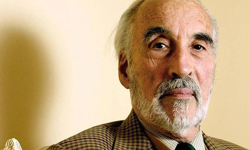 The day I interviewed Sir Christopher Lee