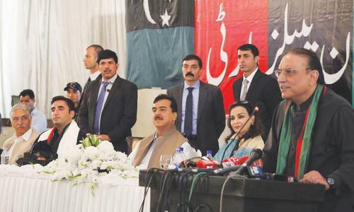Zardari threatens to expose generals' 'misdeeds'