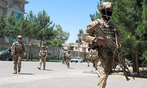 11 cops, armymen dead in Helmand Taliban attack: Afghan officials