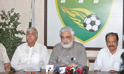 Hayat, rivals differ over PFF elections venue