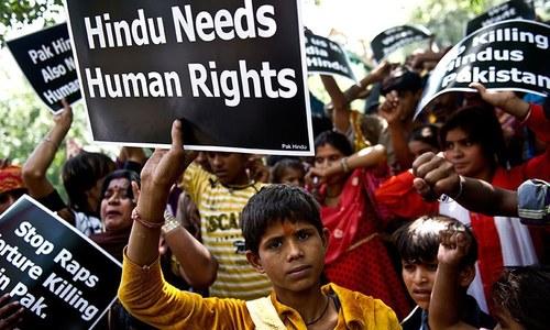 Where should a Pakistani Hindu go?