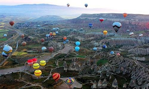 Cappadocia: A Turkish delight