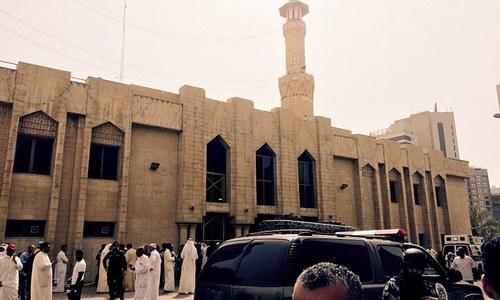 Suicide bombing at Kuwait Shia mosque kills 13