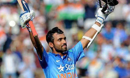 Rahane to lead second-string India in Zimbabwe
