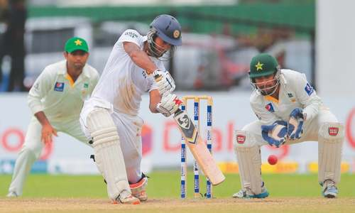 SL keep rains at bay to beat Pakistan by seven wickets