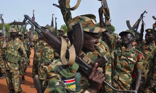 South Sudan army raped then burnt girls alive: UN