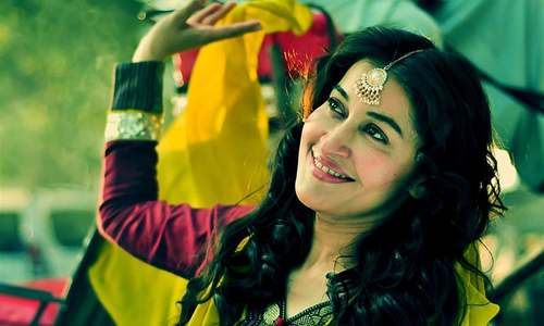 Has Shaista Lodhi tied the knot?