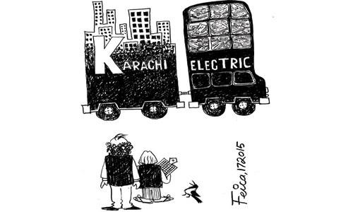Cartoon: 1 July, 2015