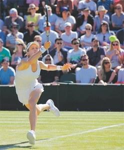 Federer, Nadal, Kvitova cruise; Murray struggles