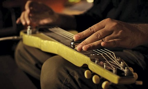 Jazz, fusion and electric sitar: Pakistan's unlikely musical past