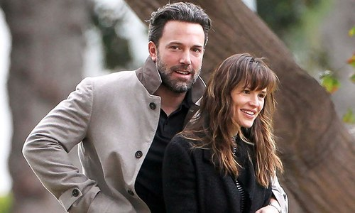 Actors Ben Affleck, Jennifer Garner announce plans to divorce