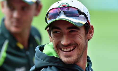 Australia's Starc skeptical about day-night Test