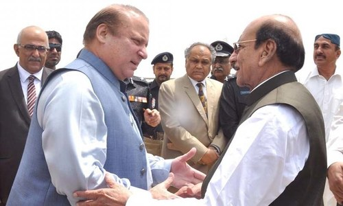 Contours of Green Line transport project focus of PM's Karachi visit
