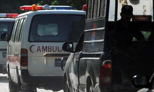 Zardari's cousin granted bail in ambulances misuse case