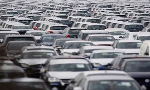 Low interest rate fails to boost car financing