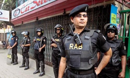 Bangladesh police arrest 'top Qaeda militant'