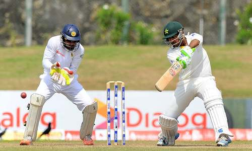 Pakistan, Sri Lanka reshuffle pack for Pallekele Test