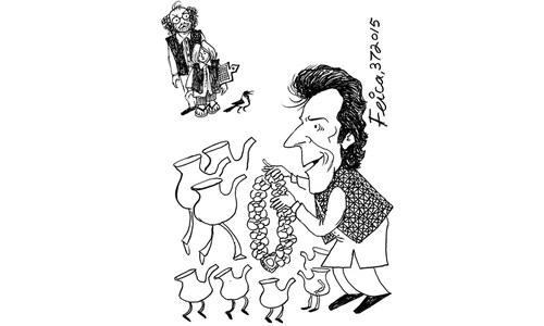 کارٹون: 3 جولائی 2015