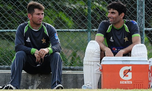 PAK v SL: Best chance to end nine-year drought, says Misbah