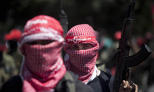 Palestinian Authority arrests 100 Hamas members in West Bank