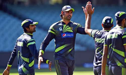 Irfan back as Pakistan name squad for Sri Lanka ODIs