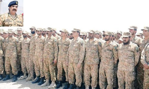 Operations to continue till Pakistan is terror free, says General Raheel