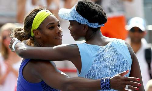 Serena tells Wimbledon fans to support Venus