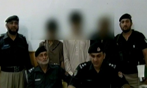 Peshawar police arrests youth for sexual abuse of minor girl