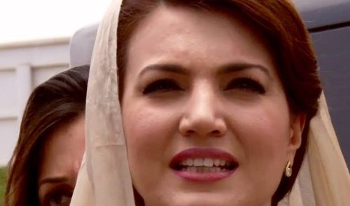 Sindh govt 'apathetic' towards heatwave victims: Reham Khan