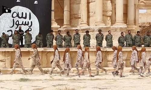 داعش کے ہاتھوں 25 ہلاکتوں کی ویڈیو جاری