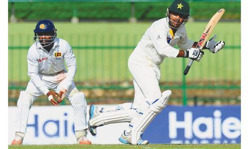 Pakistan under pressure in decider despite Sarfraz heroics