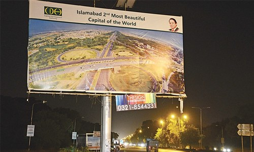 اسلام آباد 'دنیا کا دوسرا خوبصورت ترین دارالحکومت'