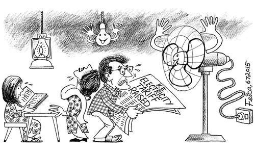 کارٹون: 6 جولائی 2015