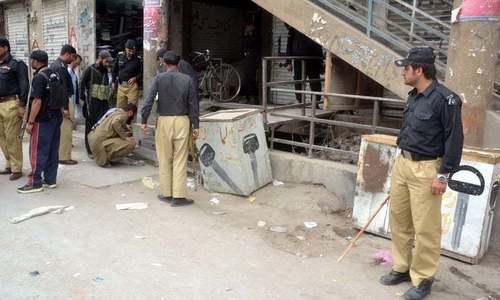 Hazara policeman killed in Quetta firing