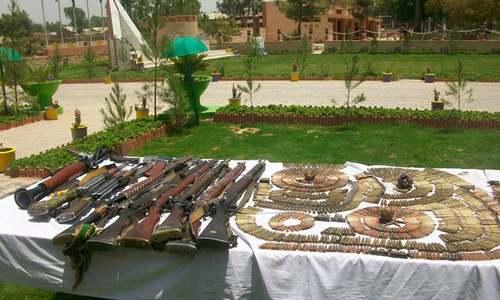 Multiple terror bids foiled in Balochistan