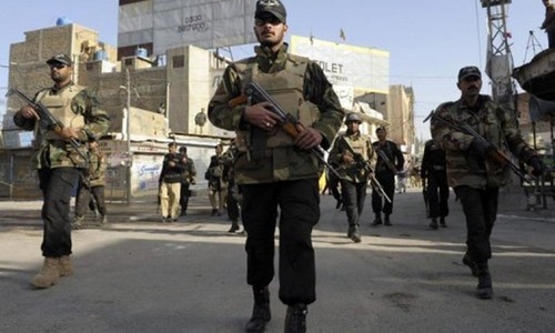Three suspected militants killed in operation near Quetta