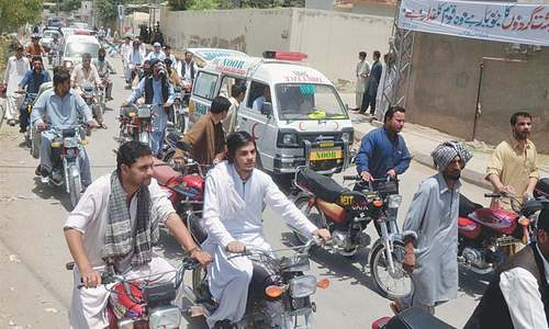 Two Hazara brothers shot dead in Quetta sectarian attack