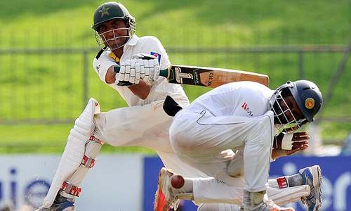 Younis Khan scales another mountain