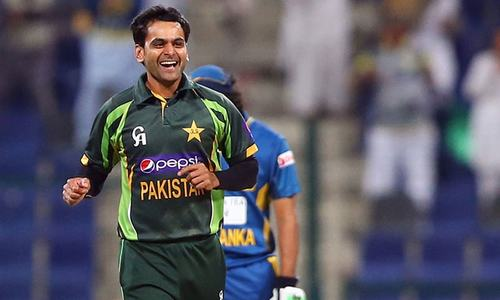 Embattled Hafeez undergoes rigorous testing at Chennai lab