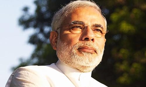 The North Pole beckons Mr Modi
